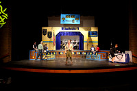 Putnam County Spelling Bee Dress Rehearsal 3/3/2016