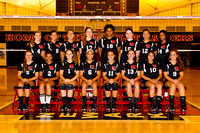 Womens Volleyball 2014